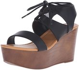 Rocket Dog Women's Samora Rio Pu Wedge Sandal