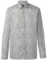 Lanvin paisley pattern shirt