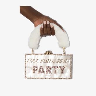 Sophia Webster Cleo clutch bag