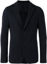 HUGO BOSS button up blazer - men - Cotton/Polyamide/Polyester/Spandex/Elastane - 50