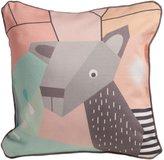 Nurseryworks Nursery Works Cubist Print Toddler Pillow - Deer
