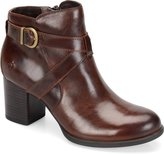 Børn Women's Carabel Leather Ankle-High Leather Boot - 9.5M