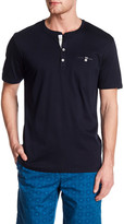 Ted Baker Henley Button Tee