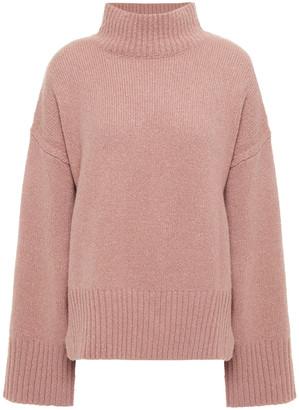 Frame Wool-blend Turtleneck Sweater