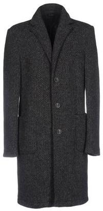 Grey Daniele Alessandrini Coat