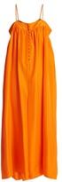 Apiece Apart Aroussa silk-satin jumpsuit