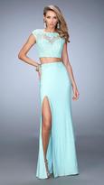 La Femme Prom Dress 21867