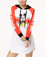 Hybrid Disney Juniors' Mickey Mouse Hoodie Dress