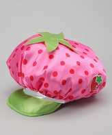 Rubie's Costume Co Pink Strawberry Shortcake Hat