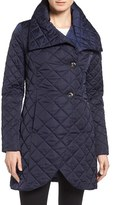T Tahari Women's Tahari Diamond Quilt Jacket