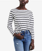 Levi's Sailor Striped Cotton T-Shirt