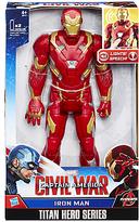 Marvel The Avengers Titan Hero Series Iron Man