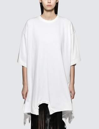 MM6 MAISON MARGIELA Short Sleeve T-shirt Dress