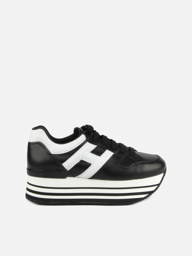 Hogan Maxi Sneakers | Shop the world's largest collection of ...