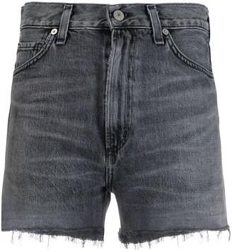Citizens of Humanity Kristen organic cotton denim shorts