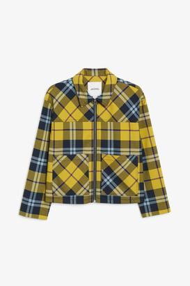 Monki Boxy utility jacket