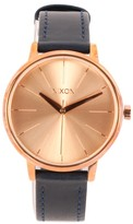 Nixon Kensington 37mm Leather Watch