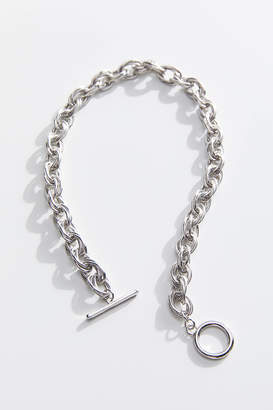 Urban Outfitters Statement Chain Toggle Necklace
