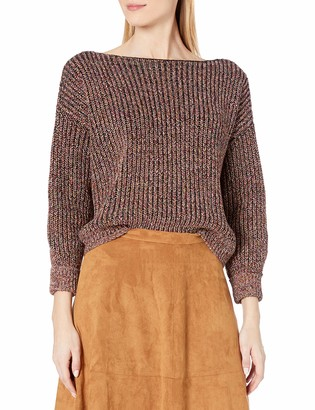 French Connection Women's Millie Mozart Solid Knits Cotton Sweaters