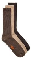 Dockers Cushion Comfort Mens Dress Socks - 3 Pack