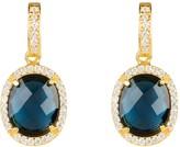 Latelita Beatrice Earrings Gold Sapphire Hydro