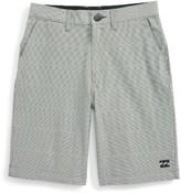 Billabong Boy's Crossfire X Stripe Hybrid Shorts
