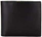 Paul Smith Rainbow Stripe Interior Bifold Leather Wallet, Black