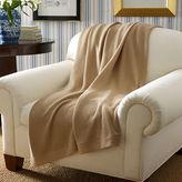 Ralph Lauren Seed-Stitched Throw Blanket