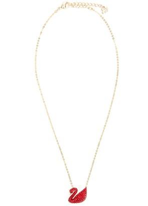 Swarovski Iconic Swan Pendant Necklace