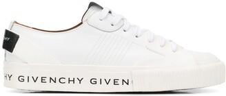 Givenchy Patch Logo Sneakers