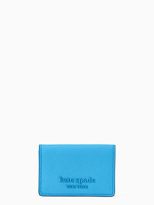 Kate Spade Cameron Monotone Micro Tri Fold Wallet