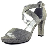 Rampage Kalico Open-toe Synthetic Heels.