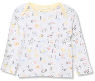 M&Co Alphabet t-shirt (Tinybaby-18mths)