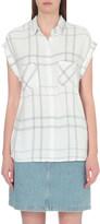 Rails Britt flannel shirt