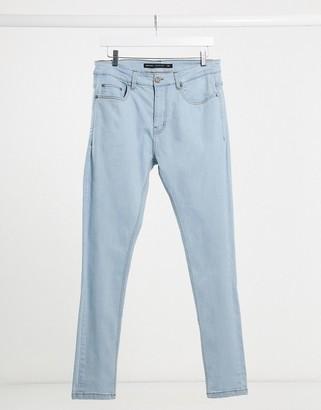 Brave Soul skinny jeans in blue
