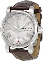 Montblanc Mont Blanc Men's 12342 Star 481 Silver Dial Watch