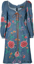 Roberto Cavalli denim dress - women - Cotton - 40