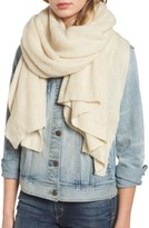 Free People Women's Kennedy Waffle Knit Scarf