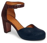 Chie Mihara Women's Maho D'Orsay Ankle Strap Pump