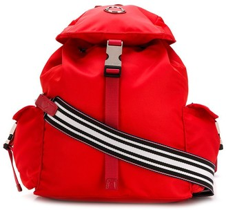 Moncler Foldover Top Backpack