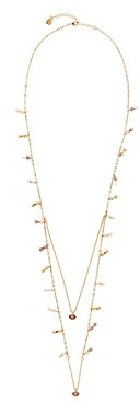 Uno de 50 Osiris Double-Strand Necklace, 16