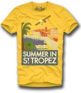 MC2 Saint Barth T-shirt Man Sumtropez