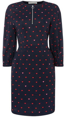 Oui Heart Dress