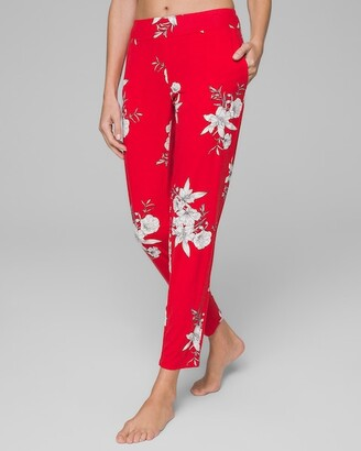 Soma Intimates Ankle Sleep Pants