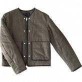 Alexander Wang Khaki Cotton Jacket for Women