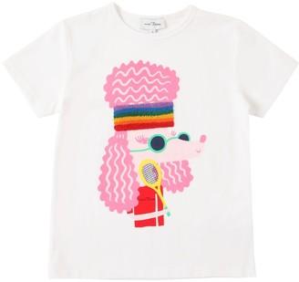 Little Marc Jacobs Printed Organic Cotton T-Shirt