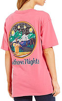 Royce Southern Nights Short Sleeve Graphic Pocket Tee