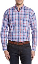 Tailorbyrd Men's Big & Tall Alder Plaid Sport Shirt