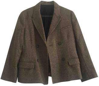 Laurence Dolige Multicolour Wool Jacket for Women