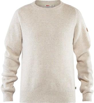 Fjallraven Greenland Re-Wool Crew Neck Sweater - Men's